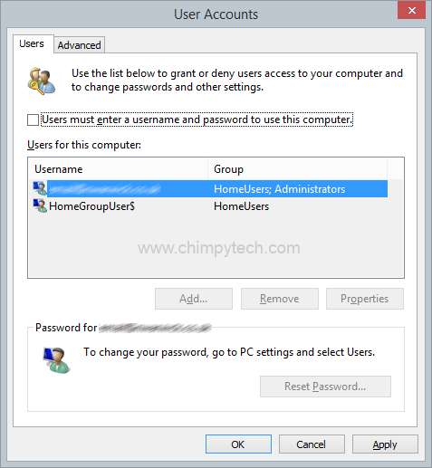 Auto_Log_in_Windows8