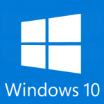Windows 10 Upgrade Logo