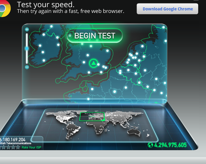 ISP_Speed_Test