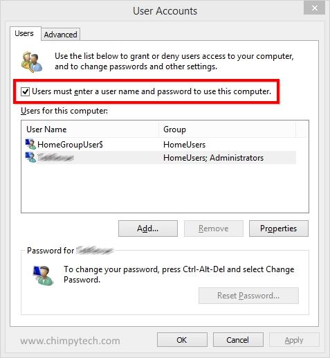 Bypass Windows Log-In Screen